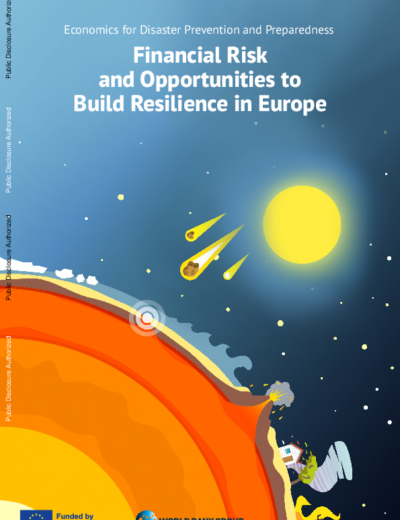 Financial Risk and Opportunities to Build Resilience in Europe
