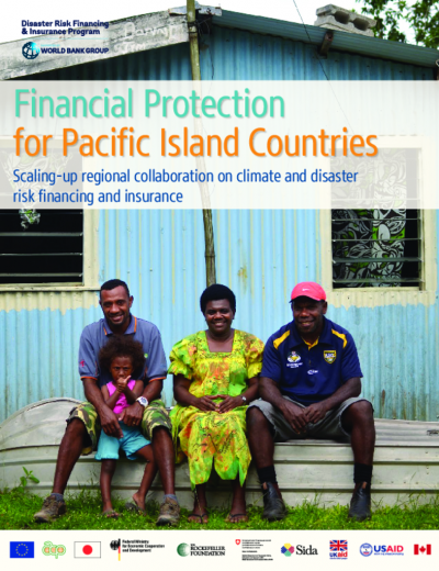 Financial Protection: Pacific Island Countries
