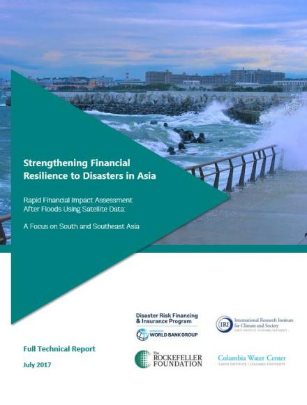 Rapid Financial Impact Assessment After Floods Using Satellite Data: A Focus on South and Southeast Asia