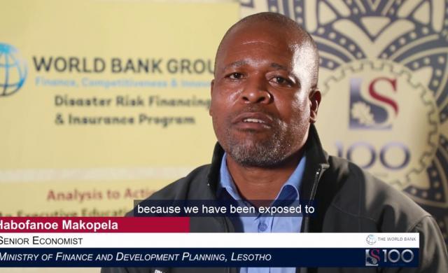 Habofanoe Makopela: The Executive Education Program is Beneficial and Helpful