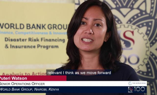 Puteri Watson: Thinking About Financing Recovery More Strategically