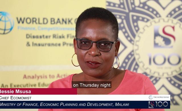 Bessie Msusa: What I Enjoyed the Most at Stellenbosch