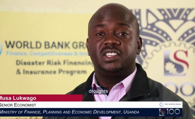 Musa Lukwago: The Motivation of the Government of Uganda is to Help Farmers against Calamities