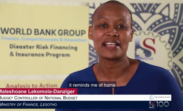 Maleshoane Lekomola-Danziger: What I Enjoyed the Most at Stellenbosch