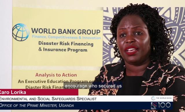 Caro Lorika: A Strategic Approach of Disaster Risk Financing to Support Disaster Response
