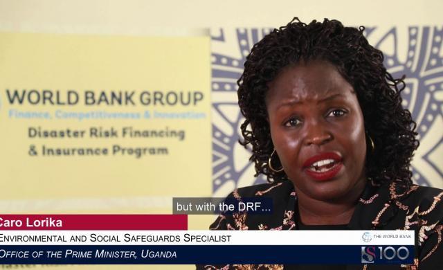 Caro Lorika: Disaster Risk Financing Program Built the Resilience of Vulnerable Households in Uganda