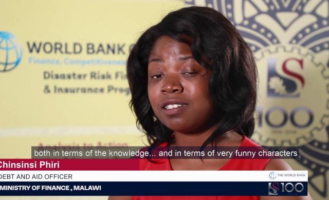 Chinsinsi Phiri: Most Enjoyable Program for Knowledge Sharing and Learning