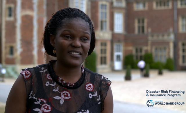 Maria Da Nadia Felizado Adriao: Disaster Risk Financing in Mozambique