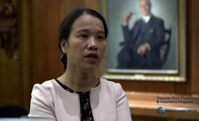 Nguyen Le Phuong Anh: Mitigating Natural Disasters by Using Financial Instruments